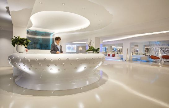 Reception The Sea Hotel by Grupotel - Adults Only