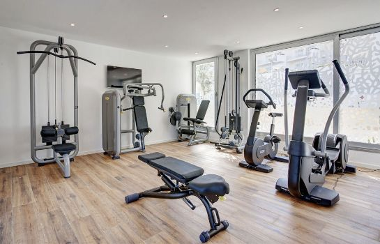 Impianti sportivi The Sea Hotel by Grupotel - Adults Only
