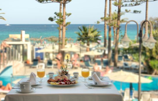 Breakfast buffet Sentido Playa del Moro