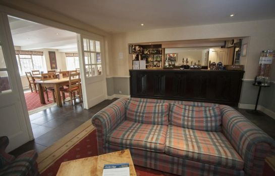 Hotel bar Shillingford Bridge