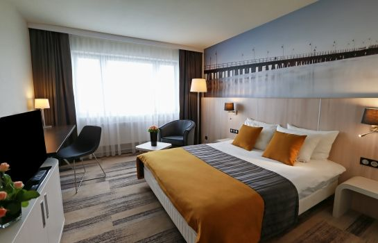 Junior suite Hotel Mercure Gdynia Centrum