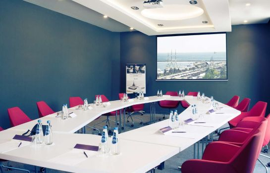 Conference room Hotel Mercure Gdynia Centrum