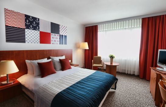 Double room (standard) Hotel Mercure Gdynia Centrum
