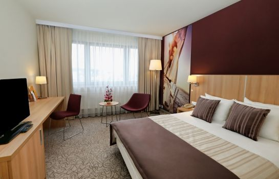Double room (superior) Hotel Mercure Gdynia Centrum