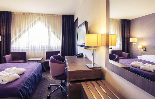 Junior suite Hotel Mercure Jelenia Gora