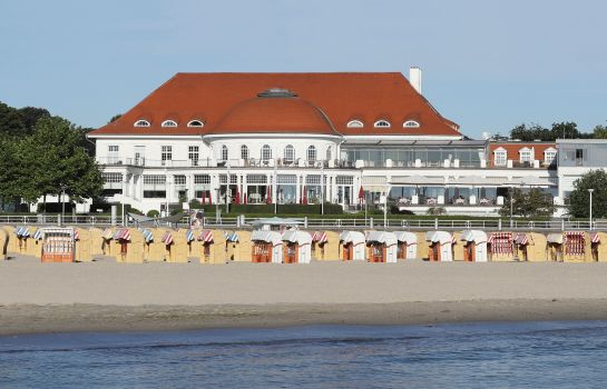 Außenansicht ATLANTIC Grand Hotel Travemünde