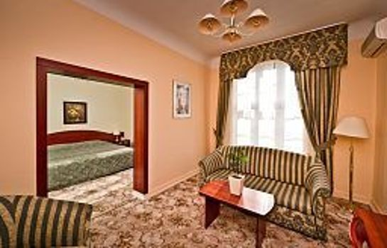 Pokój typu junior suite Grand