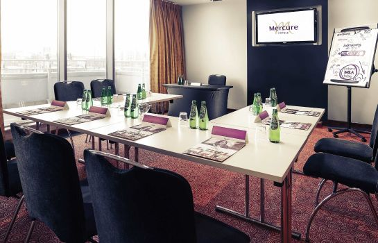 Conference room Hotel Mercure Poznan Centrum