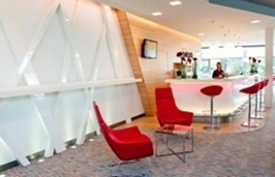 Bar del hotel Novotel Wroclaw City