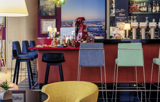 Hotel bar Mercure Hotel Berlin City