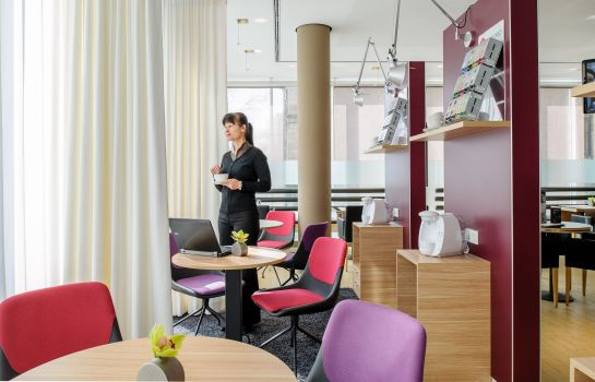 Hall Mercure Hotel Berlin City