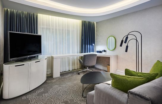 Suite Hilton London Heathrow Airport
