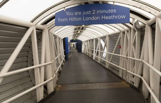 Info Hilton London Heathrow Airport