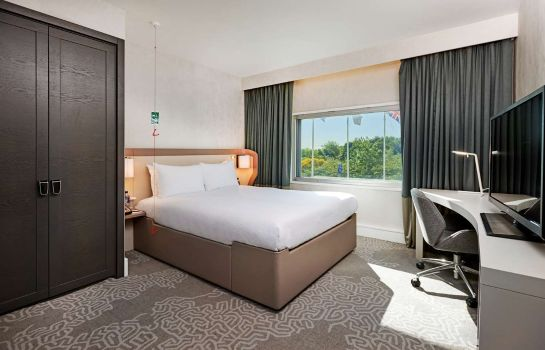 Zimmer Hilton London Heathrow Airport