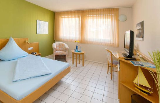 Double room (standard) Ambiente