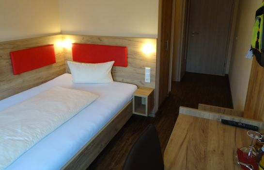 Single room (standard) Zum Goldenen Lamm Gasthof