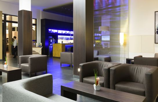 Hotel-Bar Novotel Karlsruhe City