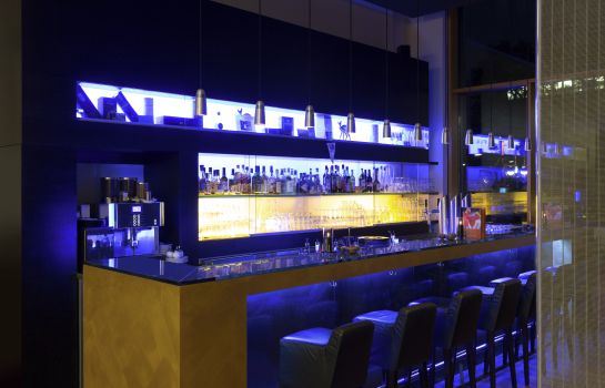 Hotel bar Novotel Karlsruhe City