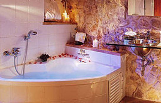 Badezimmer Cas Comte Petit Hotel & Spa - adults only