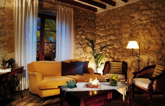 Hotelhalle Cas Comte Petit Hotel & Spa - adults only