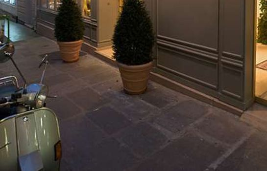 Vista exterior Central Saint Germain Exclusive Hotels