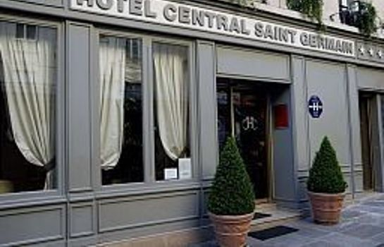 Vue extérieure Central Saint Germain Exclusive Hotels