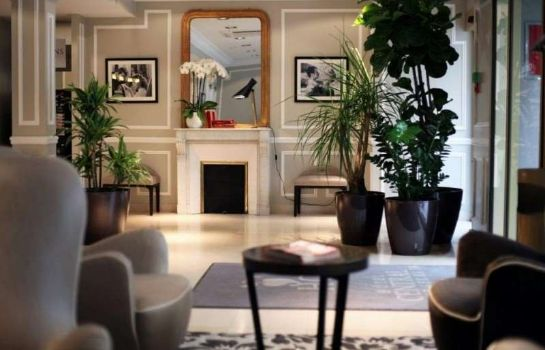 Hotelhalle Central Saint Germain Exclusive Hotels