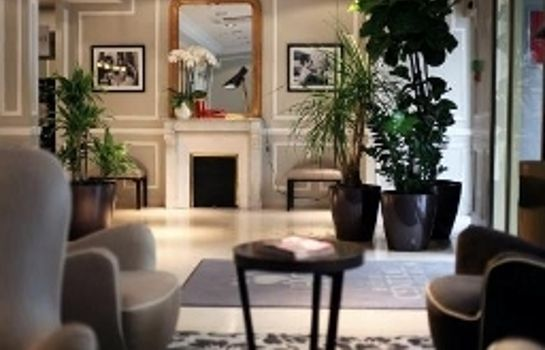 Innenansicht Central Saint Germain Exclusive Hotels
