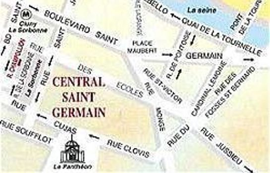 info Central Saint Germain Exclusive Hotels