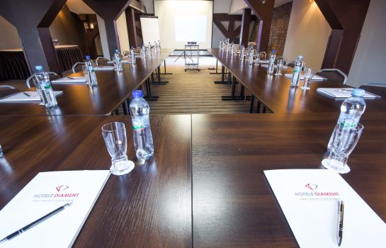 Meeting room Hotel Diament Plaza Katowice