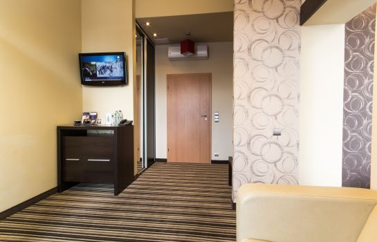 Junior suite Hotel Diament Plaza Katowice