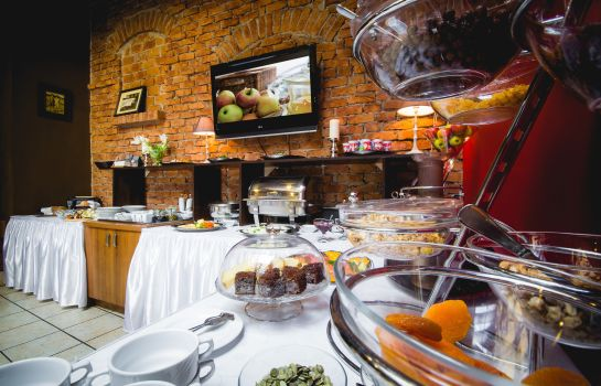 Breakfast buffet Hotel Diament Plaza Katowice