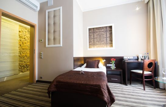 Single room (standard) Hotel Diament Plaza Katowice