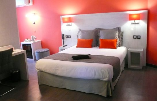 Chambre double (confort) L´ Europeen