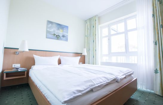 Chambre double (standard) Am Weststrand Aparthotel