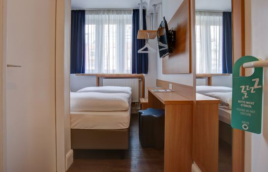 Chambre double (standard) Centro Hotel Keese