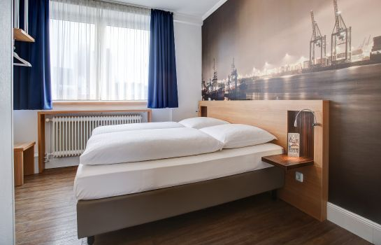 Double room (standard) Centro Hotel Keese