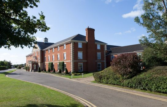 Vista esterna Whittlebury Hall Hotel & Spa