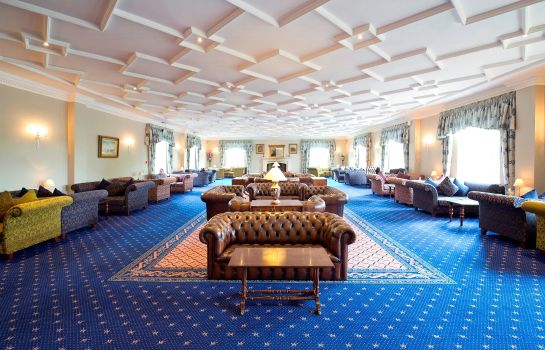 Bar del hotel Whittlebury Hall Hotel & Spa