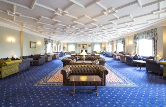 Hall Whittlebury Hall Hotel & Spa