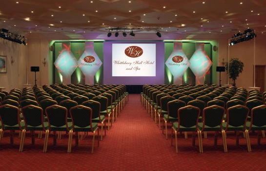 Sala congressi Whittlebury Hall Hotel & Spa