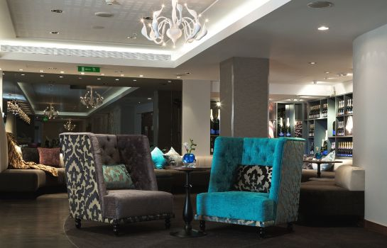 Hotelbar Crowne Plaza LONDON - THE CITY