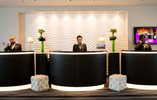 Hotelhal Crowne Plaza LONDON - THE CITY