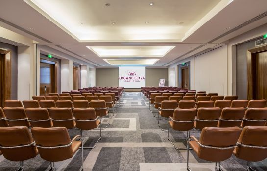Congresruimte Crowne Plaza LONDON - THE CITY