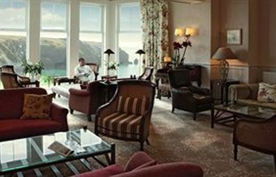 Interior view Mullion Cove Hotel