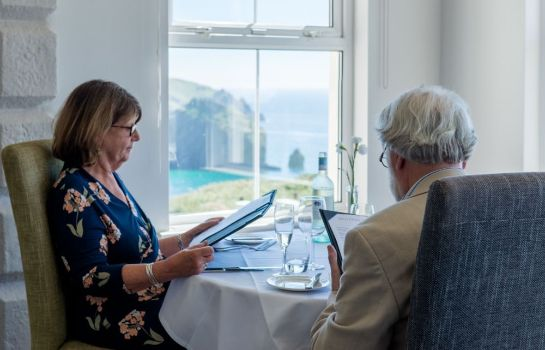 Restaurant Mullion Cove Hotel