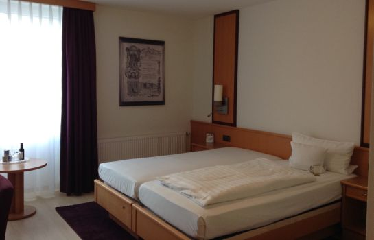 Single room (superior) Akzent Hotel Albert