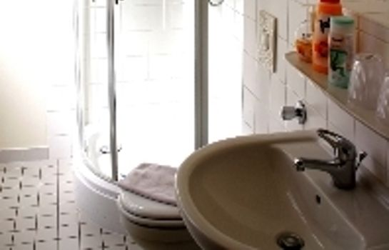 Badezimmer Potsdam Pension