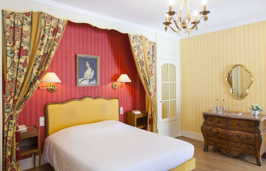 Chambre double (standard) Hostellerie de la Poste Chateaux & Hotels Collection