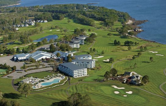 Vista exterior Samoset Resort on the Ocean